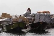 مقابله با کالای قاچاق در معابر غیررسمی استان بوشهر