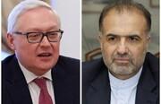 گفتوگوی جلالی و ریابکوف درباره تحرکات اخیر آمریکا علیه ایران