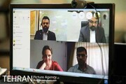 نشست مجازی مدیران ارتباطات شهرداریهای تهران و بارسلونا در باره کرونا