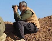 بشنوید | مکالمه بیسیم شهید سلیمانی و محسن رضایی در آغاز عملیات کربلای ۵
