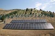 فعالیت ٢١ مولد نیروگاه خورشیدی در آذربایجانغربی
