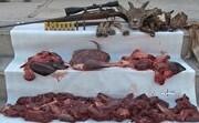 فیلم   کشف شکار غیرمجاز از دو شکارچی سابقهدار در میامی