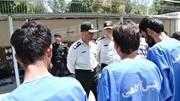 فیلم | شناسایی و دستگیری سارقان اثاثیه منزل در اصفهان