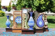 صنایع دستی میناکاری یکی از بهترین هدایای تبلیغاتی ایرانی