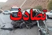 تصادف مرگبار در جاده یاسوج به اصفهان ۶ کشته و مصدوم بر جا گذاشت