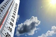 افزایش تدریجی دما در اردبیل