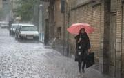 این ۱۱ استان بارانی میشوند | پیشبینی وضعیت هوای تهران