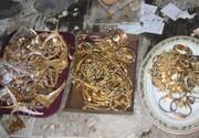 ۵۵ گرم طلای قاچاق در کردستان قیچی شد