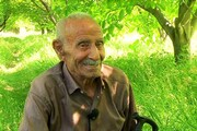 فوت پیرترین مرد ایران در مراغه