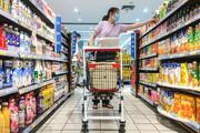 تصاویر | خداحافظی چینیها با صفهای طولانی خرید در فروشگاهها