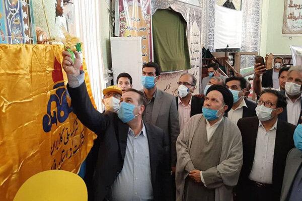 گازرسانی به روستاهای فارس