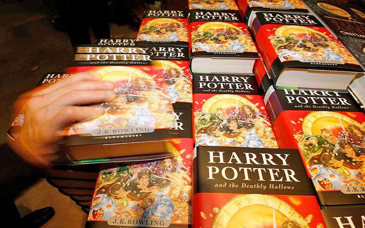 كتابهاي هري پاتر