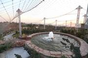 باز شدن درهای فاز ۲ باغ پرندگان به روی شهروندان