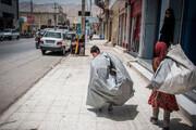آلودگی دستهای کودکان کار مشهد در نابسامانی کارگاههای بازیافت