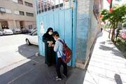 تعطیلی مدارس ۵ شهر قرمز زنجان | ثبتنام دانشآموزان انجام نمیشود