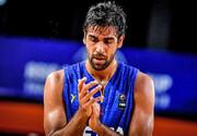 دانک ارسلان کاظمی بهترین دانک بسکتبال جهان شد