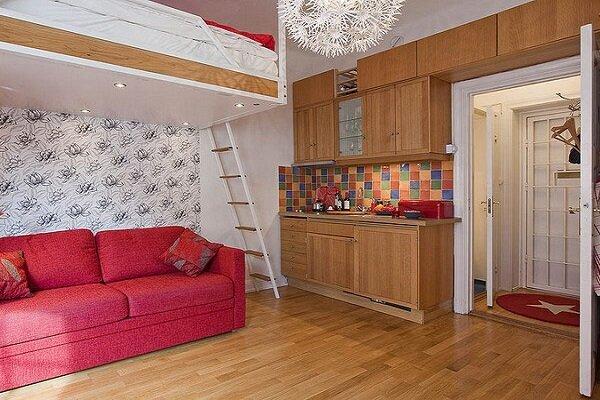 خانه کوچک - آپارتمان