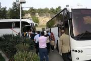 برخورد با ۱۴ تور غیرمجاز گردشگری در قزوین