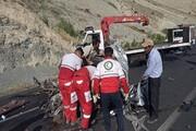 تصاویر | جانباختن مدیرکل امور عشایر کهگیلویه و بویراحمد با مادر، همسر و ۲ فرزندش در تصادف