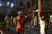 آتشنشانی درباره وضعیت ایمنی ساختمان کلینیک سینا اطهر اخطار داده بود | دپوی کپسولهای اکسیژن غیرمجاز بود؟