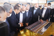 بهرهبرداری از ۴ طرح صنعتی در اصفهان آغاز شد