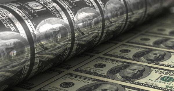 چاپ دلار