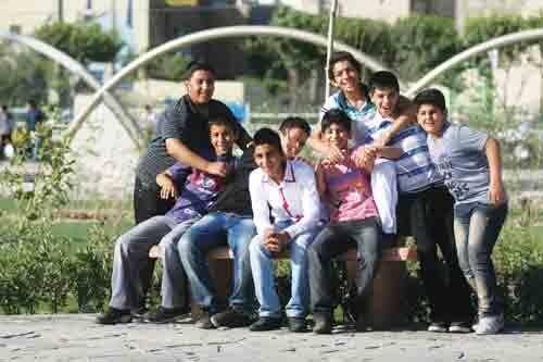 تهران در  رقابت شهر دوستدار کودک