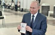 تنها شهروندان روسیه که به قدرتطلبی پوتین «نه» گفتند