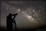 عکس | تصویری حیرتانگیز از یک کهکشان مارپیچی