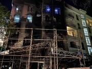 بازداشت ۹ زن و مرد در ارتباط با انفجار کلینیک | ۴ فرضیه مطرح