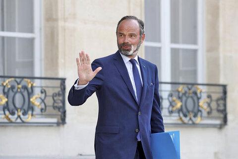 استعفای نخستوزیر فرانسه و تلاش مکرون برای بازسازی اقتصاد پساکرونا