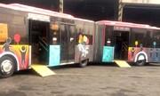 همه برنامههای مناسبسازی پایتخت برای معلولان | خودروهای ویژه معلولان وارد ناوگان اتوبوسرانی تهران میشود