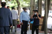 روند صعودی کرونا در کشور | شروع پیک بیماری در ۱۰ استان