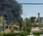 جزئیات آتش سوزی در نیروگاه زرگان اهواز | دلیل حادثه چه بود؟
