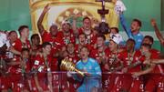 یک گام تا سهگانه   بایرن مونیخ قهرمان جام حذفی آلمان شد
