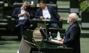 حمله به ظریف در مجلس؛ ظریف قصد ترک جلسه علنی را داشت
