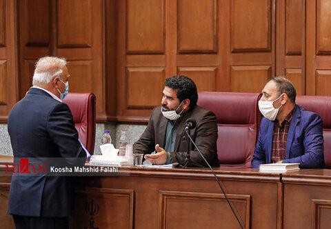 تصاویر هشتمین  دادگاه باند طبری