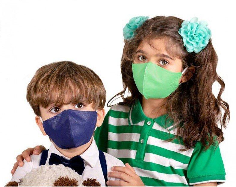 کودکان-ماسک