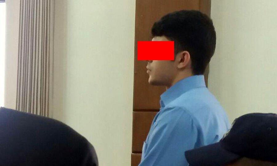 دستگیری-نوجوان