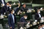انگار وزیر خارجه دشمن در مجلس حضور داشت   رهبری بیشتر از همه ظریف را میشناسند