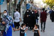تصاویر | آغاز طرح ماسک اجباری در مشهد
