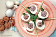 طرز تهیه تخممرغ شکمپر؛ غذایی جذاب و هوسانگیز