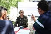 فیلم | بازیگر زن مشهور لبنانی وارد ایران شد