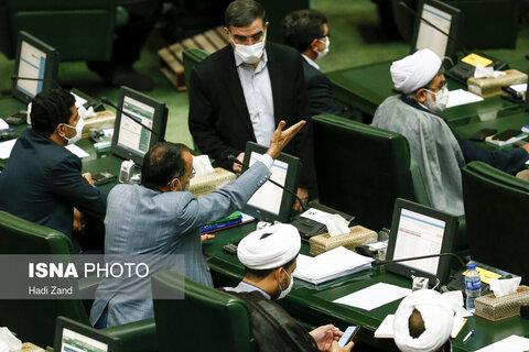 تصاویر | ظریف مجلس