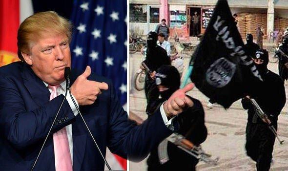 ترامپ داعش