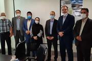 عذرخواهی و دلجویی هواپیمایی وارش از پزشک متخصص بوشهری