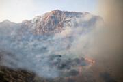 ارسهای خراسان شمالی در آتش سوختند