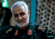 ماجرای مزاحمت جنگندههای آمریکایی برای هواپیمای شهید سلیمانی