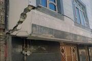 تخلیه اضطراری ۲۷ خانواده در پاکدشت در پی فرونشست زمین