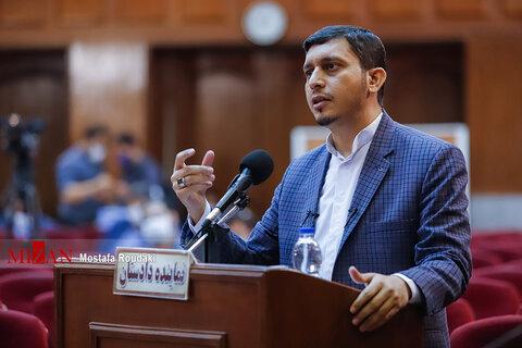 تصاویر نهمین دادگاه اکبر طبری